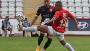 Süper Lig: FT Antalyaspor: 1 - Gaziantep FK: 0