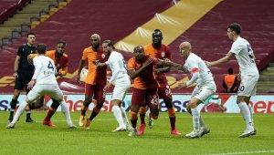 Süper Lig: Galatasaray: 1 - MKE Ankaragücü: 0