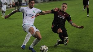 Süper Lig: Gençlerbirliği: 1 - Yukatel Denizlispor: 2