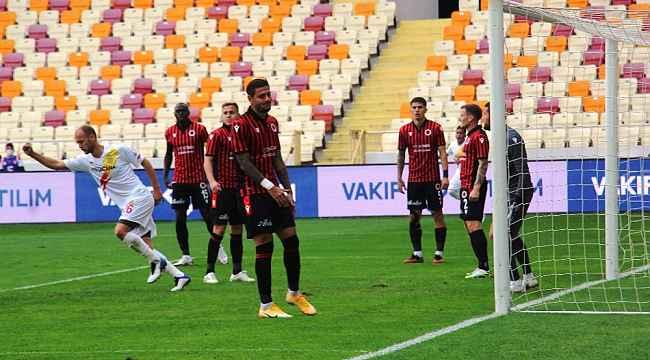 Süper Lig: Yeni Malatyaspor: 1 - Gençlerbirliği: 1
