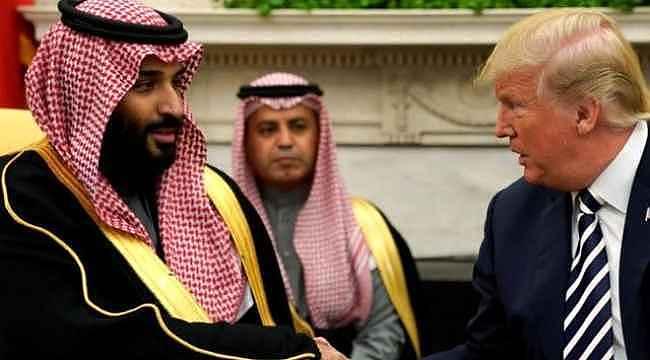 """Suudilerden Trump'ı kızdıracak hamle: """"Çinli Huawei ve Alibaba ile anlaşma imzaladılar"""""""