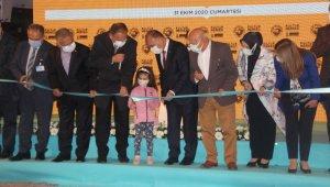 Talas Kültür Merkezi ve 724 Kütüphane hizmete açıldı