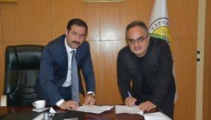 Tatvan Belediyesi ve TMMOB Mimarlar Odası arasında protokol