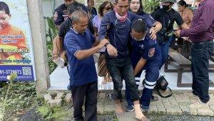 Tayland'da boru hattında patlama: 3 ölü, 28 yaralı