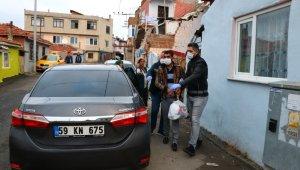 Tekirdağ'da uyuşturucu tacirlerine şafak operasyonu