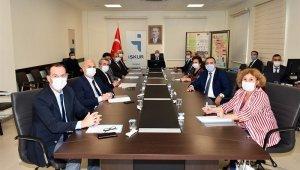 Tekirdağ'da yeni yatırımlar için toplantı yapıldı