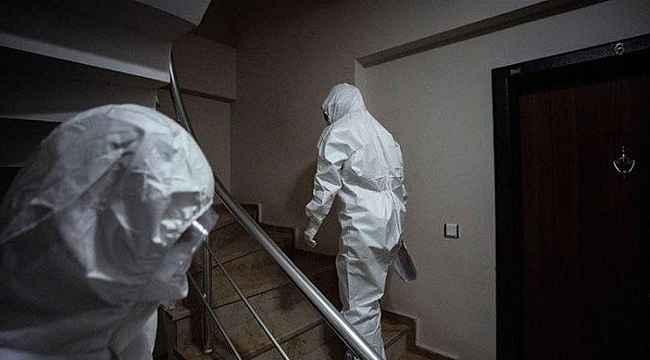 Temaslı kişileri bildirmeyen 9 korona virüs hastasına soruşturma
