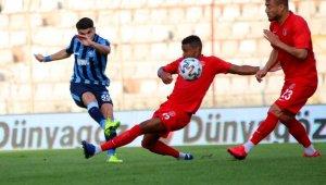 TFF 1. Lig: Adana Demirspor: 2 - Ümraniyespor: 1