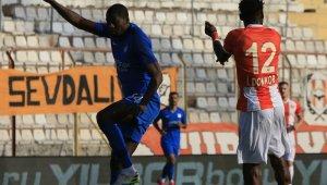 TFF 1. Lig: Adanaspor: 1 - Tuzlaspor: 1