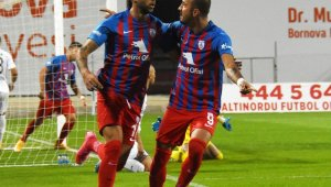 TFF 1. Lig: Altınordu: 2 - Altay: 1
