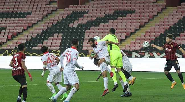 TFF 1. Lig: Eskişehirspor: 0 - Samsunspor: 1