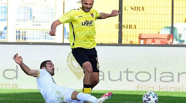 TFF 1. Lig: İstanbulspor: 2 - Akhisarspor: 2