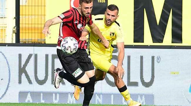 TFF 1. Lig: İstanbulspor: 3 - Eskişehirspor: 0