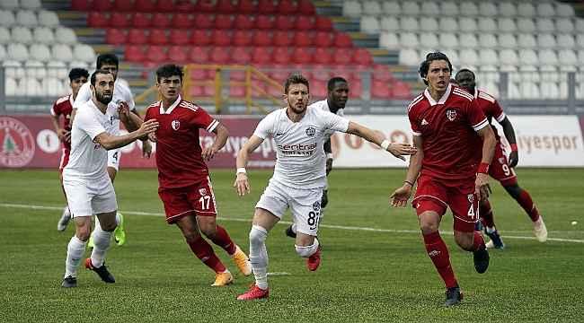 TFF 1. Lig: Tuzlaspor: 2 - Ankaraspor: 0