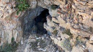 Tunceli'de bir mağara imha edildi, 1,5 tondan fazla yaşam malzemesi ele geçirildi