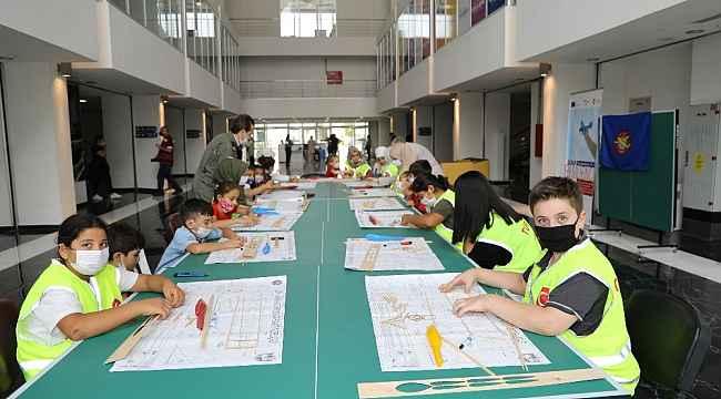 Türk ve Suriyeli çocuklar kaynaşıyor