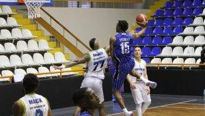 Türkiye Basketbol Ligi: Balıkesir BŞB: 90 - Kocaeli Büyükşehir Belediye Kağıtspor: 89