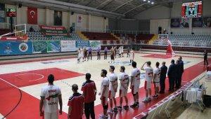 Türkiye Basketbol Ligi: Semt77 Yalovaspor: 76 - Anadolu Basket: 67