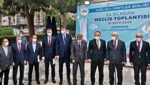 Türkiye Sağlıklı Kentler Birliğininleclis toplantısı Yeşilyurt'ta yapılacak