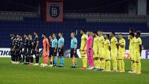 UEFA Avrupa Ligi: Karabağ: 0 - Villarreal: 0