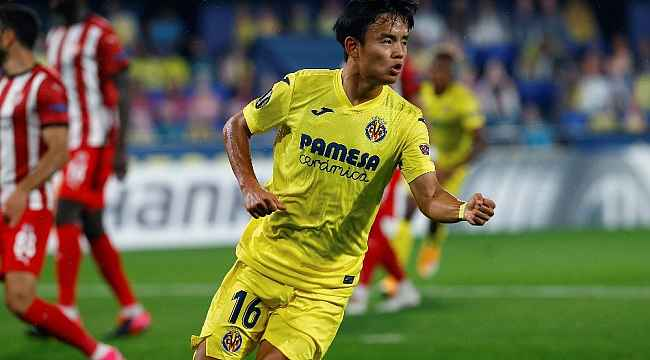 UEFA Avrupa Ligi: Villarreal: 2 - Sivasspor: 2
