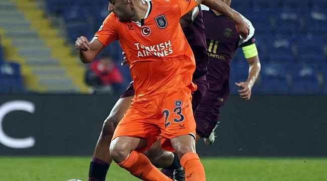 UEFA Şampiyonlar Ligi: M. Başakşehir: 0 - Paris Saint-Germain: 0