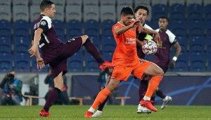 UEFA Şampiyonlar Ligi: M.Başakşehir: 0 - Paris Saint-Germain: 2