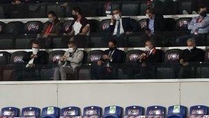UEFA Şampiyonlar Ligi: Medipol Başakşehir: 0 - Paris Saint-Germain: 0