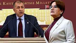 Ümit Özdağ'dan Akşener'e yanıt gecikmedi:
