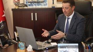 Valilik ve Büyükşehir ile online pandemi toplantısı