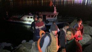 Van'da 22 kaçak göçmen yakalandı