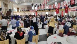 Yeniden Refah Partisi Genel Başkanı Fatih Erbakan Hatay'da