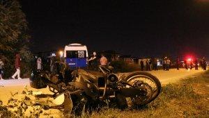Yunus polisinin şehit olduğu kazaya karışan dolmuş şoförü tutuklandı