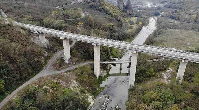 55 ili ilgilendiren 145 yıllık rüya gerçek oluyor... Karadeniz-Akdeniz Yolu