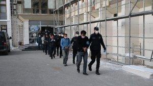 'Çanta' operasyonunda 18 tutuklama