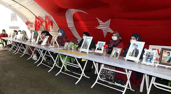 'Diyarbakır anneleri' çocuklarını terörün elinden kurtarmakta kararlı
