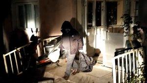 60 yaşındaki korona hastası yurttan kaçtı, polis alarma geçti