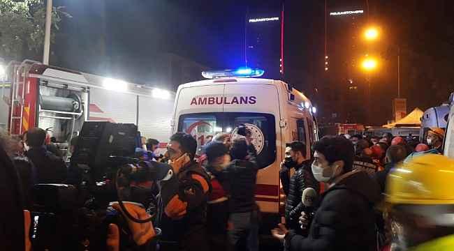 70 yaşındaki adam, depremden 33 saat sonra enkazdan sağ çıkarıldı