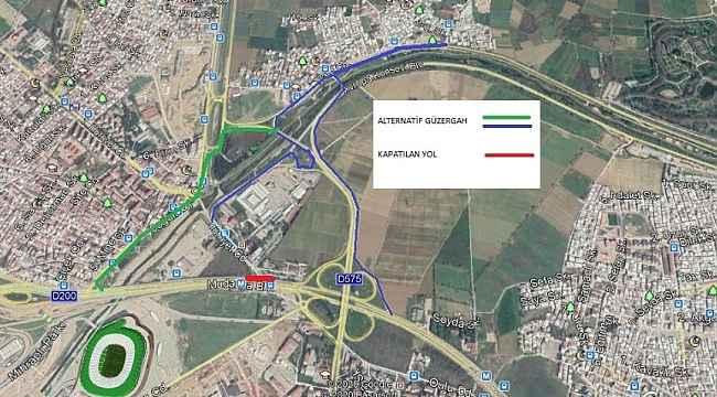 Acemler'de trafik düzenlemesi