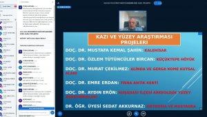 ADÜ Fen Edebiyat Fakültesi 2019-2020 Akademik Kurulu çevrimiçi olarak gerçekleşti