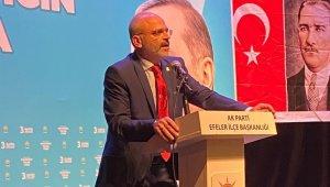 AK Partili Elbir'den CHP'li Başarır'a tepki