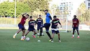 Alanyaspor'da 1'i A takım futbolcusu 3 kişi koronavirüs oldu