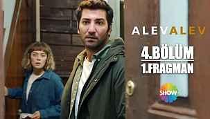 Alev Alev 4. bölüm fragmanı - Alev Alev 4. bölüm fragmanı izle - SHOW TV, YouTube