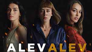 Alev Alev 5. bölüm fragmanı Show TV de izle! - Alev Alev fragmanı 5. bölüm izle YouTube videosu!
