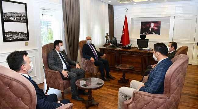 Ankara Vali Yardımcısı Özkan, Polatlı'da incelemelerde bulundu