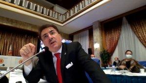 Aydemir'den Soylu'ya Erzurum yatırımları teşekkürü