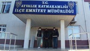 Ayvalık Polisi uyuşturucu satıcılarına göz açtırmıyor