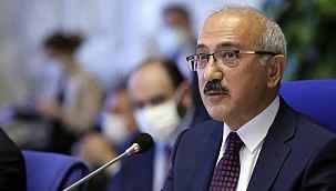 Bakan Elvan'dan faiz kararı sonrası Merkez Bankası mesajı