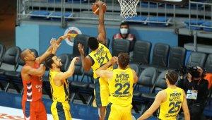 Basketbol Süper Ligi: Fenerbahçe Beko: 70 - Bahçeşehir Koleji: 56