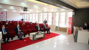 Bayburt'ta Kadına Karşı Şiddetle Mücadele toplantısı düzenlendi